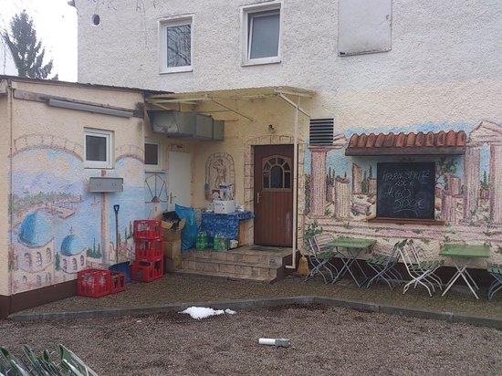 Hellas: biergarten