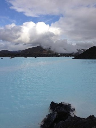 Ishestar Horse Riding Day Tours: blue lagoon