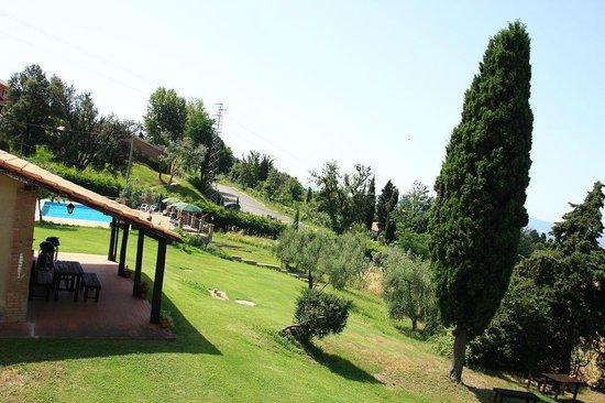 Villa Opera: view from No1