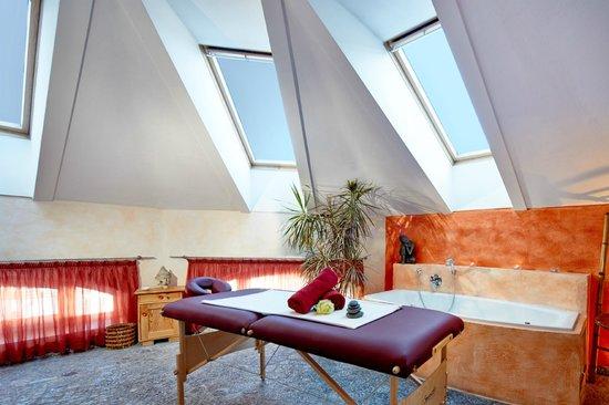 Romantik Hotel Zell am See: Behandlungsraum