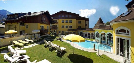 Romantik Hotel Zell am See: Pool