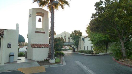 BEST WESTERN Casa Grande Inn: Empfangsbereich