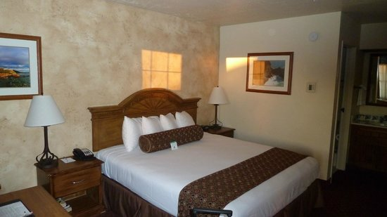 BEST WESTERN Casa Grande Inn: Zimmer