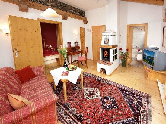 Romantik Hotel Zell am See: Hochzeitssuite