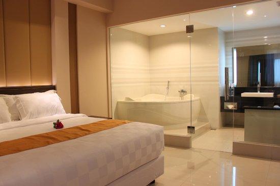 Hotel Istana Nelayan: EXECUTIVE SUITE