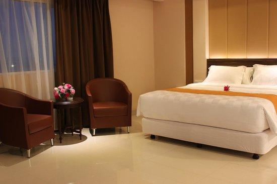 Hotel Istana Nelayan: VIP ROOM
