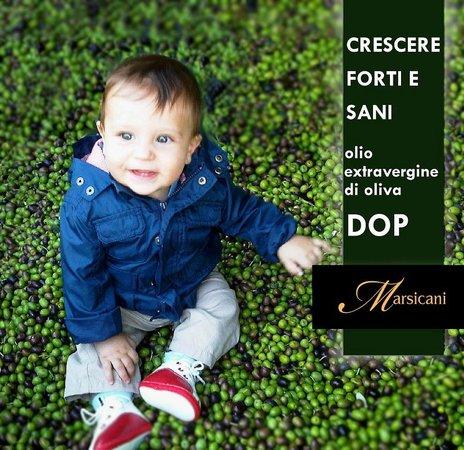Frantoio Marsicani: Campagna pubblicitaria