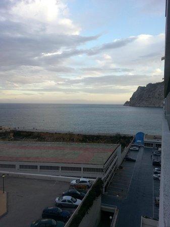AR Roca Esmeralda & SPA Hotel : Vistas exteriores desde la habitación