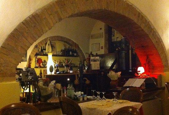 Ristorante Maggiolini: Scorcio interno del ristorante