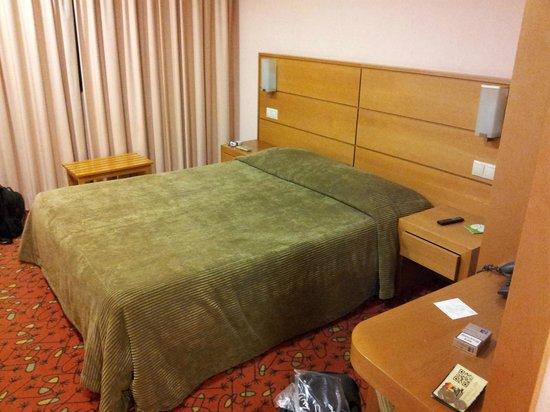 Botanico Hotel: Basic room. No a/c either.
