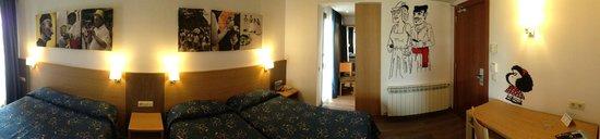 Hotel Acapulco Lloret de Mar: NEW 2013 Habitación familiar / Family room