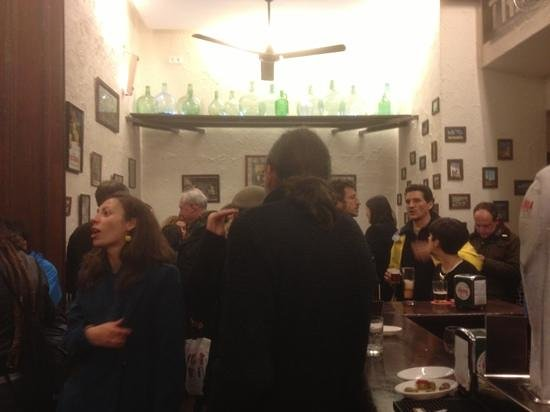 la Tranca -every night was busy