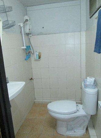 Mountain View Guest House: salle de bain