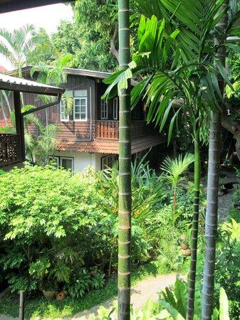 Mountain View Guest House: vue de l'auberge