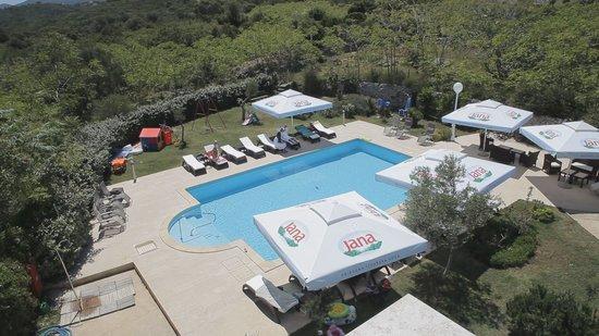 Hotel Manora: swiming pol