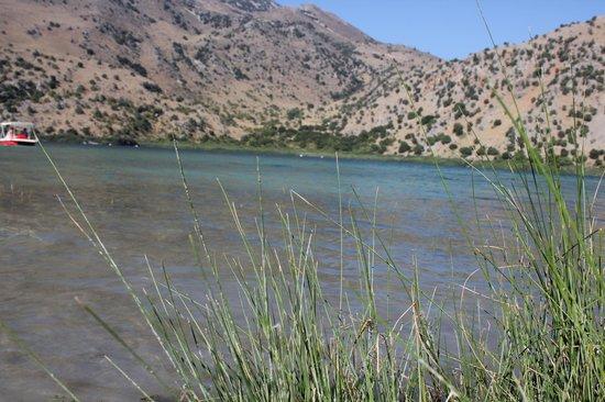 SENTIDO Aegean Pearl: озеро курнас