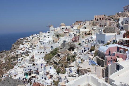SENTIDO Aegean Pearl: санторини