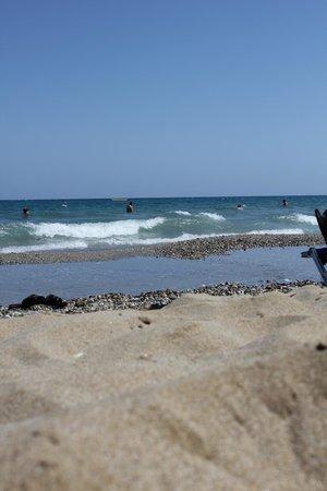 SENTIDO Aegean Pearl: море возле отеля