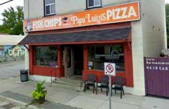 Papa Luigi Pizza and Fish & Chips Photo