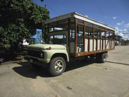 Inkaterra Reserva Amazonica: transportion from the airport