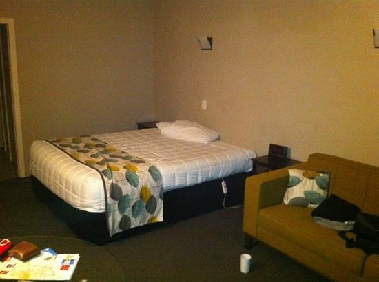 Belmont Motor Inn: room