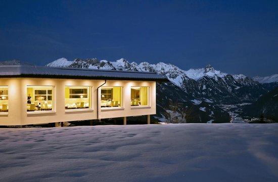 Burserberg, Αυστρία: Restaurant MundArt