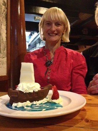 The Buffalo Signature Dessert
