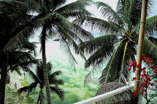 Artista Beach Villas: Вид из бара
