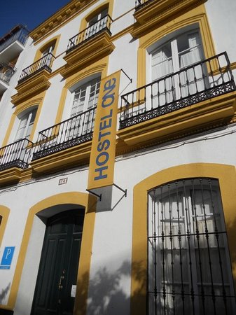 Hostel One Sevilla Centro: entrata  dell'Hostel One