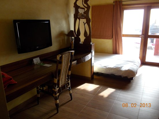 Lookea Royal Baobab: chambre bungalo