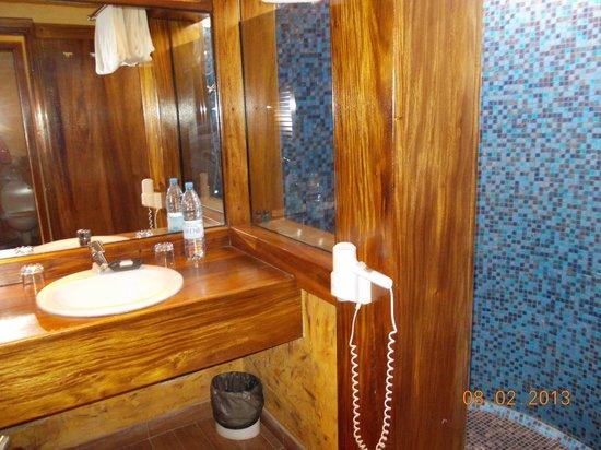 Lookea Royal Baobab: salle de bain