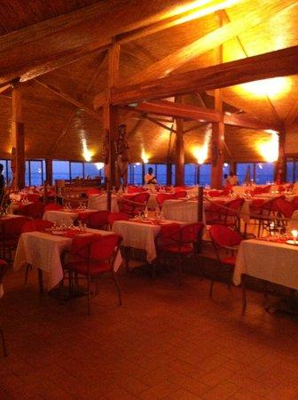 Lookea Royal Baobab: sallle de restaurant