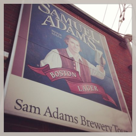 Sam Adams Brewery Tour Tripadvisor