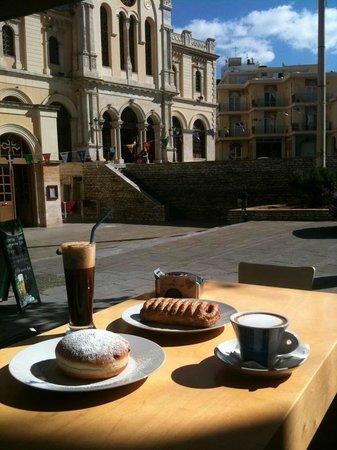 Cattedrale espresso bar