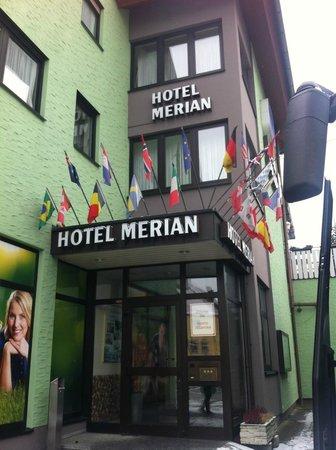 Hotel Merian Rothenburg: ホテル