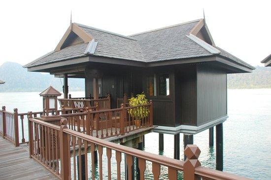 Pangkor Laut Resort: Our sea villa
