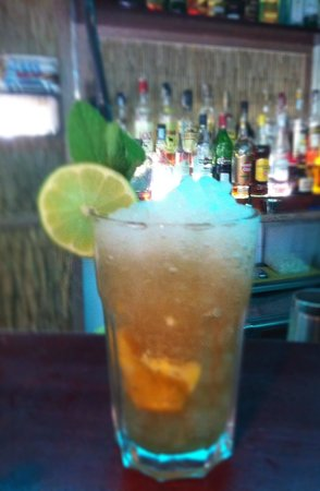 Calima Cafe : Calima Cocktail