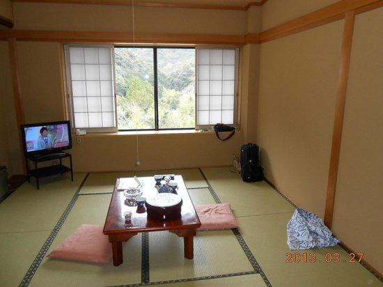 Choei Tsurunoyu Onsen: ROOM