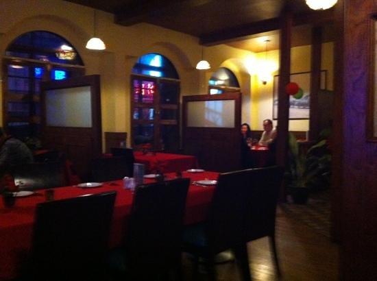Druid's Irish Pub & Restaurant : early Saturday