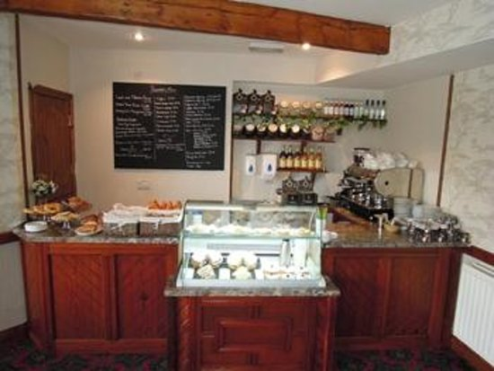 Nateby Inn: Walker's Tearoom open Mon -Sat 12 noon - 4pm