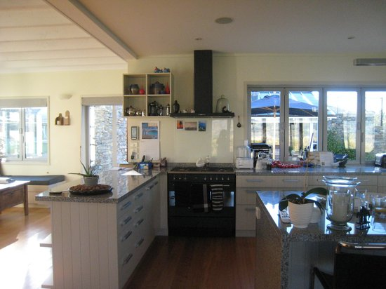 Beacon Lodge : Rosie's stunning kitchen