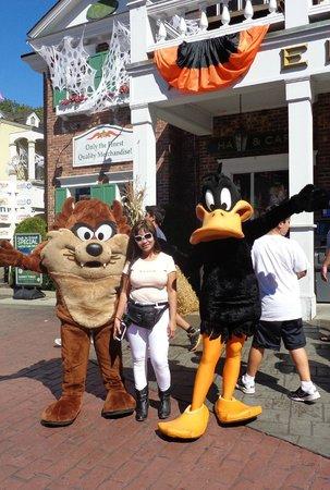 Six Flags New England: im still a kid