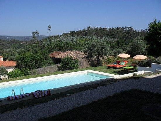 Casa nas Serras: mooi zwembad