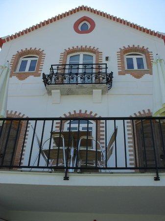 Casa nas Serras: Het prachtige gebouw