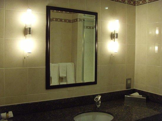 Hilton Bracknell: Vanity