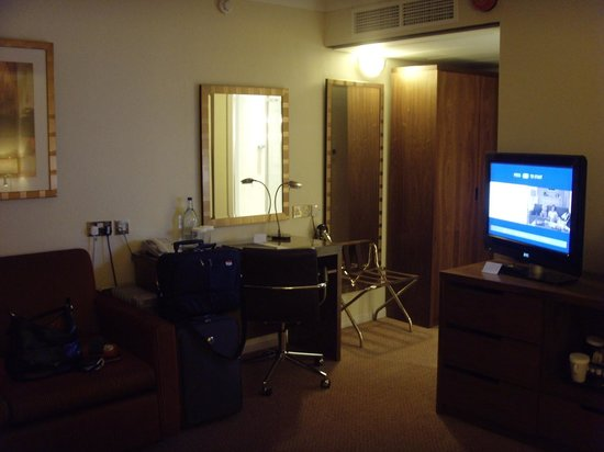 Hilton Bracknell: Lounge