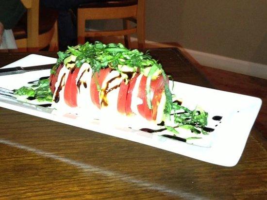 Taste: Caprese Salad