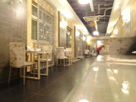 Shengyuan Xiangjiang Hotel: chinese restaurant