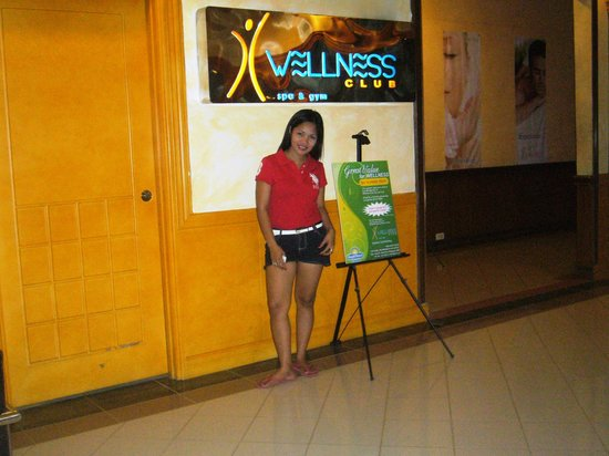 Days Hotel Iloilo: i got a nice massage.. so relaxing...