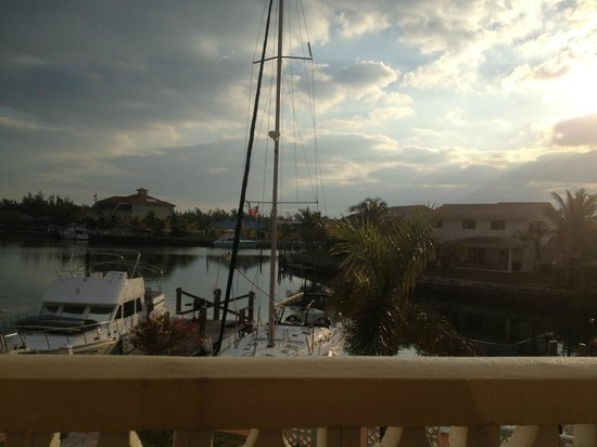 Ocean Reef Yacht Club & Resort: Our morning view